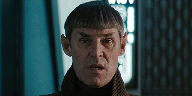 Ben Cross as Sarek in 2009's 'Star Trek.'
