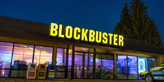 Sandi Harding, the manager of the world's last operational Blockbuster in Bend, Ore., is putting the store on Airbnb for three nights only — and for only $4 per night — allegedly as a way to thank her community for keeping the video rental shop in business.