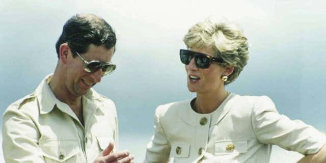 Prince Charles and Princess Diana divorced in 1996.