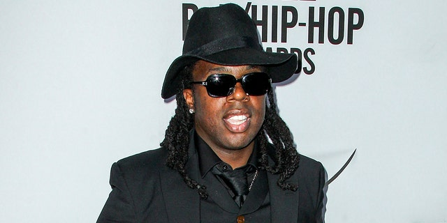 Music producer Detail, whose real name is Noel Fisher, attends the BMI R&B/Hip-Hop Awards in Beverly Hills, Calif.