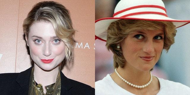 Actress Elizabeth Debicki will play Princess Diana in 'The Crown' Season 5.