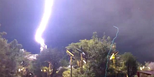 Star Wars ride at Disney World temporarily closes after lightning strike