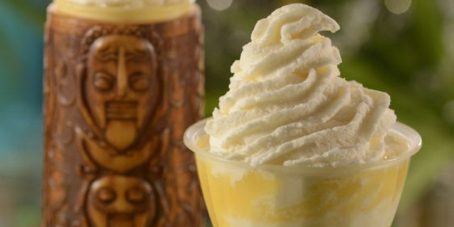 TikTokers were tickled to see staff revving up the ice cream machines to deliver the Dole Whip, and voiced their excitement.