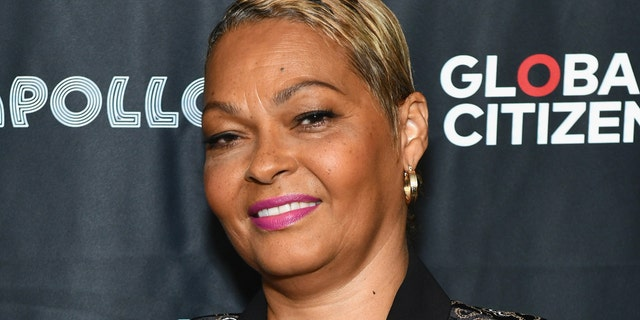 Donna Hylton attends Global Citizen Week: At What Cost? at The Apollo Theater on Sept. 23, 2018 in New York City. (Noam Galai/Getty Images for Global Citizen)