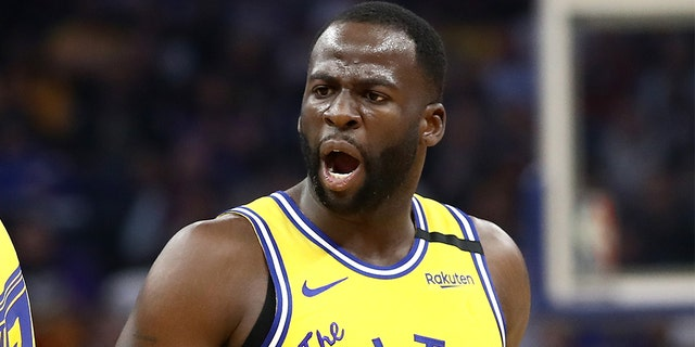 Draymond Green is back for the Warriors. (Ezra Shaw/Getty Images)