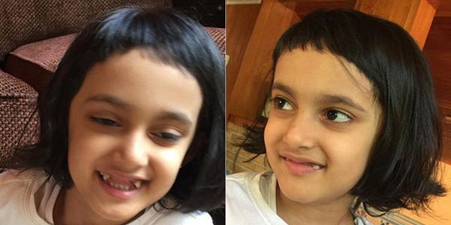 The body of Eliza Talal, 5, was discovered Wednesday morning.