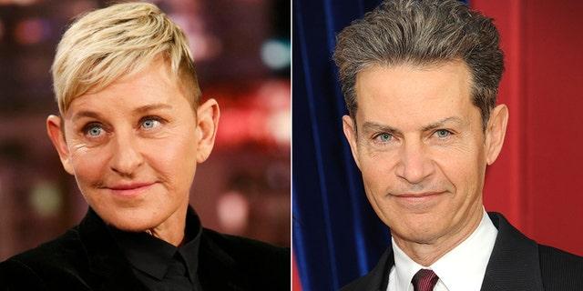 Ellen DeGeneres, Vance DeGeneres.
