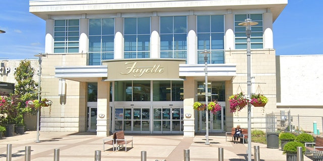 The shooting unfolded Sunday at the Fayette Mall in Lexington.