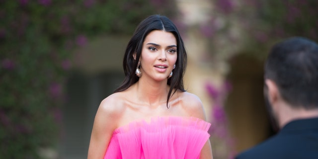 Kendall Jenner attends the amfAR Cannes Gala 2019 at Hotel du Cap-Eden-Roc on May 23, 2019 in Cap d'Antibes, France.