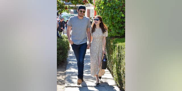 Garrett Hedlund and Emma Roberts are expecting their first child together.