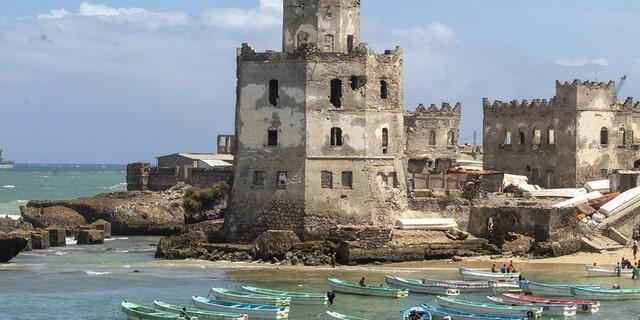 Somalia's capital of Mogadishu. (Anadolu Agency/Getty Images)