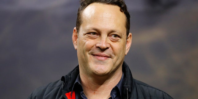Actor Vince Vaughn on January 13, 2020 in New Orleans, Louisiana. (Photo by Kevin C. Cox/Getty Images)