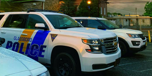 Andrew M. Tolbert, 23, was charged with 27 offenses following the mayhem that began on Friday morning when he stole a neighbors Ford pickup truck and drove the wrong way down a Glassboro street, police said.