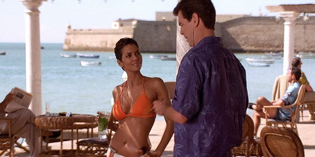 Halle Berryin 'Die Another Day.'