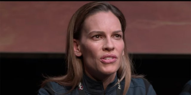 Hilary Swank faces the challenges of space in Netflix's Away trailer