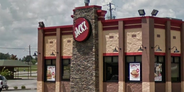 To qualify, the grandparent must be 50 or older and live in Alabama, Tennessee, Georgia or Mississippi, where all of the approximately 145 Jack's restaurants are located. (GOOGLE MAPS)