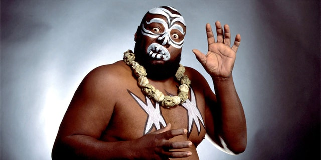 James Harris was known as 'Kamala the Ugandan Giant.' (Courtesy of WWE)