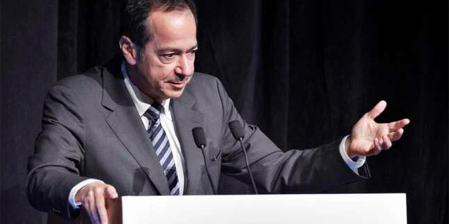 John Paulson in this undated photo (Reuters)