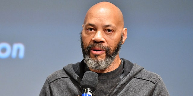 Writer John Ridley speaks onstage at The Academy Presents The 2017 Careers In Film Summit.