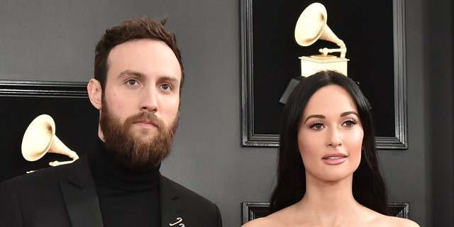 Kacey Musgraves (right) wished her ex, Ruston Kelly, a sweet happy birthday on Instagram. (Photo by David Crotty/Patrick McMullan via Getty Images)