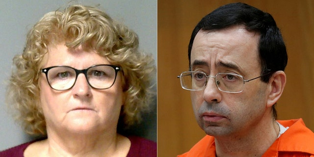 Kathie Klages was sentenced to jail for lying to police in the Larry Nassar investigation.