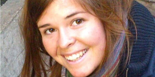 Kayla Mueller (Associated Press)