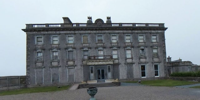 Loftus Hall in Wexford, Ireland.