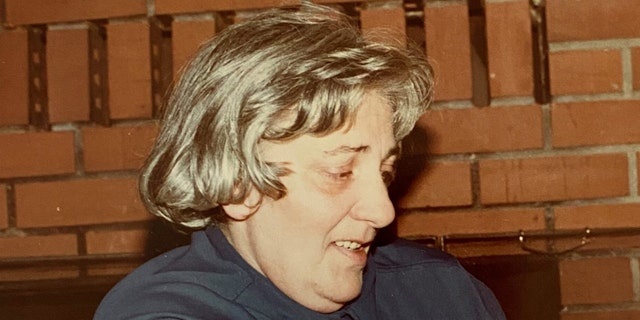 Mary Lindgren, 67, was beaten, raped and murdered in a nursing home in California in 1996