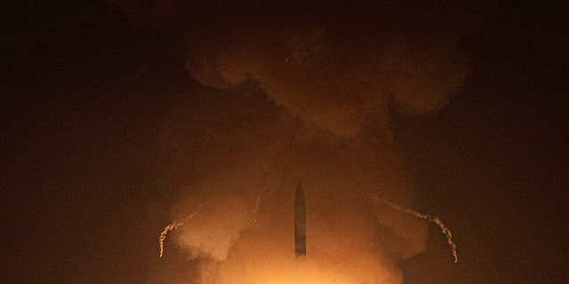 ICBMs provide the U.S. and its allies the necessary deterrent capability to maintain freedom to operate and navigate globally in accordance with international laws and norms. (U.S. Air Force photo by Senior Airman Hanah Abercrombie)