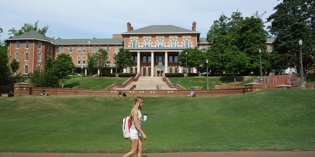 Campus of North Carolina State University in Raleigh (iStock)