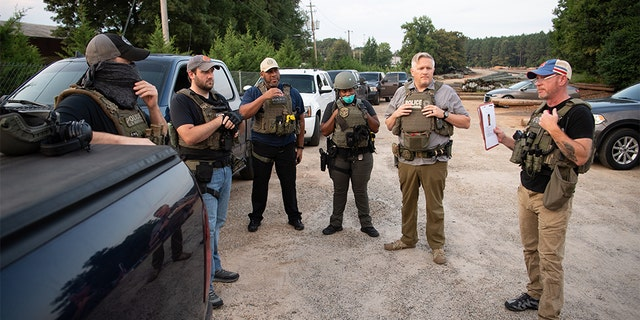 The news comes days after a different Marshals-led task force helped recover 39 missing children from multiple locations in Georgia during Operation Not Forgotten. (Photo by: Shane T. McCoy / US Marshals)