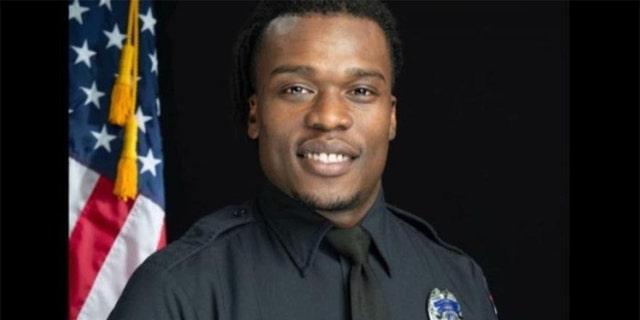 Wauwatosa police officer Joseph Mensah.