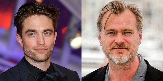 Robert Pattinson revealed he had to lie to Christopher Nolan about auditioning for Batman.