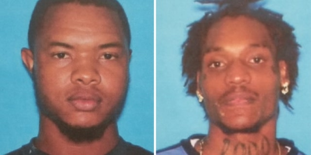 Jeremiah Wesley Penn (L) has reportedly confessed to fatally shooting Johnarian Travez Allen (R). The apparent motive, according to Union Springs police, stems from Allen crossing a road too slowly. (Union Springs Police Department)