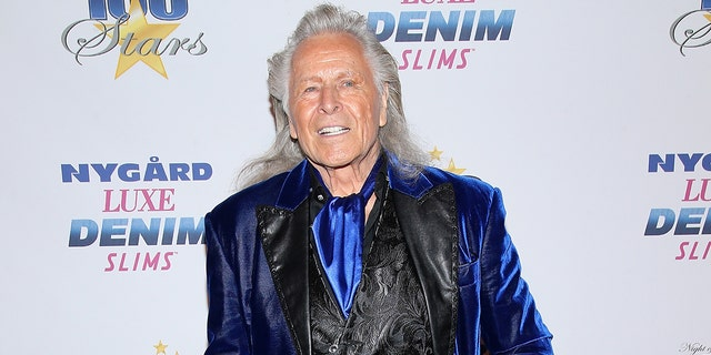 BEVERLY HILLS, CA - FEBRUARY 26: Designer Peter Nygard attends The 27th Annual Night Of 100 Stars Black Tie Dinner Viewing Gala at the Beverly Hilton Hotel on February 26, 2017 in Beverly Hills, California.