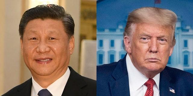 트럼프는 중국의 Xi와의 관계가 바뀌었고 두 사람은 '오랫동안'말하지 않았다