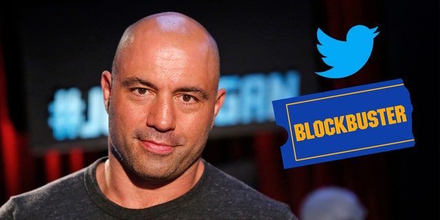 Joe Rogan doesn't think Twitter will be around forever and compared the social media platform for a different once-popular business.