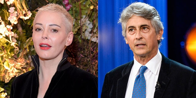 Rose McGowan accused director Alexander Payne of sexual misconduct.