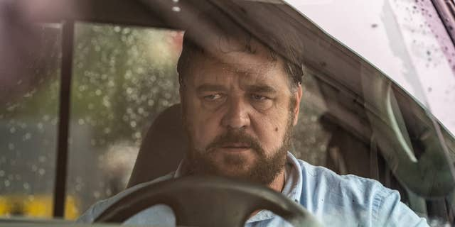 Academy Award winner Russell Crowe plays Tom Cooper in the new road rage thriller.