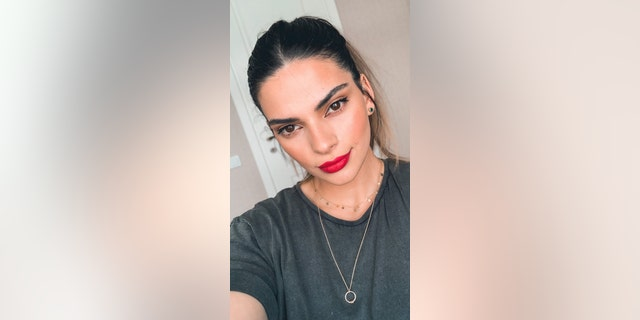 """Teona Chachua has opened up about her uncanny resemblance to supermodel Kendall Jenner, admitting their striking similarities are a """"bit strange"""" for her, too."""