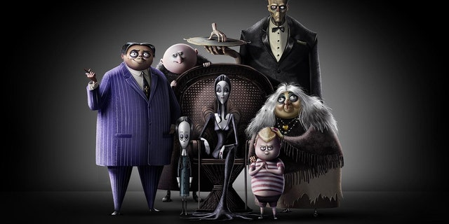'The Addams Family' will be available to stream on Amazon Prime Video on Sept. 22.