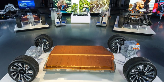 The Ultium platform will be used for a variety of vehicles across the GM lineup.
