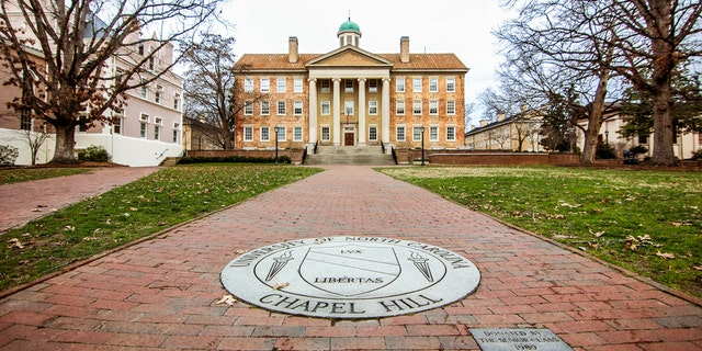 The South Building on the UNC Chapel Hill campus.  (IStock)