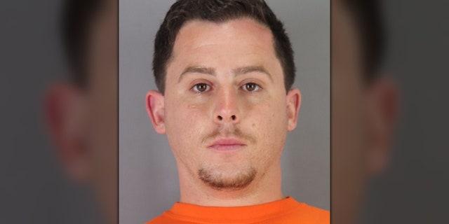 Mugshot for Zachary Greenberg, 30