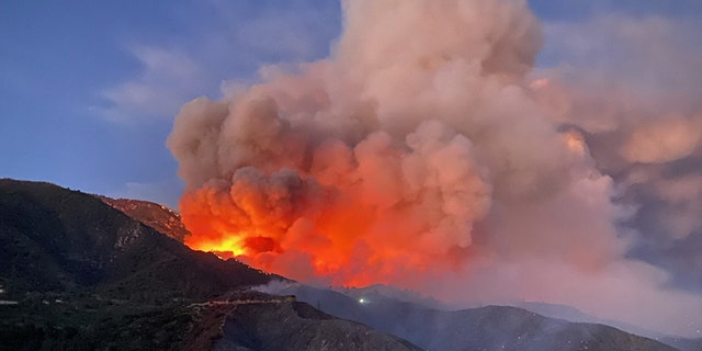 The Apple Fire has burned more than 20,516 acres and is only 5 percent contained as of Monday morning.
