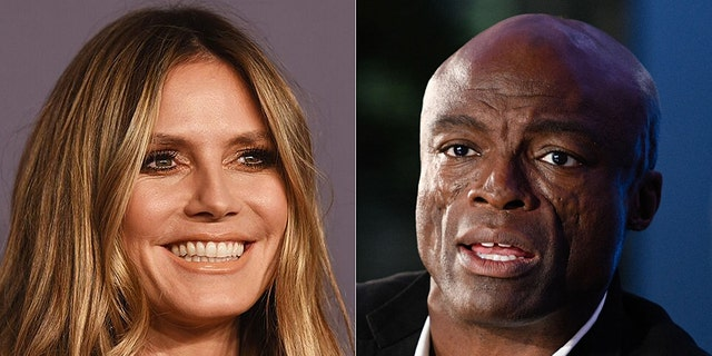 Heidi Klum and Seal(Getty Images)