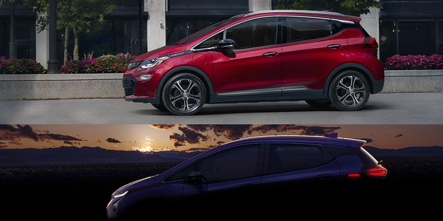 Electric Chevrolet Bolt Euv Teased Ahead Of 2021 Debut Fox News
