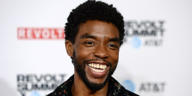 Chadwick Boseman died in August after a long battle with colon cancer.