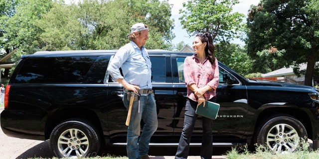 Chip and Joanna Gaines are rebooted their beloved series 'Fixer Upper.'