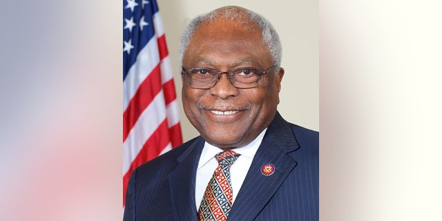 Rep. James Clyburn, D-S.C.